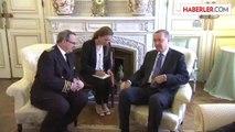Erdoğan, Rhone-Alpes Bölge Valisi Carenco ile görüştü -