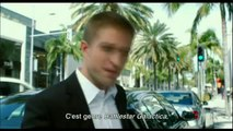 Cannes Press Junket Robert Pattinson and David Michôd interview with  At The Movies (Australia)