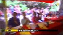 2014/06/20 19h00 Jt RFO ► 2ème Victoire Équipe FRANCE 5-2 SUISSE Coupe du Monde Football 2014 FIFA World-Cup Brésil