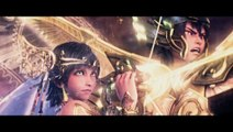 Trailer do filme Os Cavaleiros do Zodíaco - A Lenda do Santuário em português