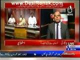 Bottom Line With Absar Alam (Shumali Waziristan Operation Jari…..Lakhon Be Ghar Logon Ka Koi Prsan e haal Nhien….) – 21st June 2014