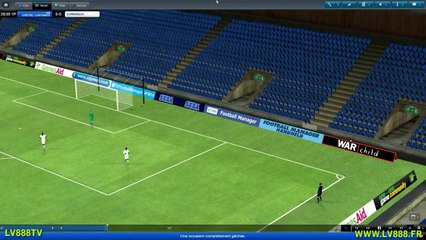 Football Manager 2014 - Alex Reeves Story n°5 - Episode n°13 - LV888TV