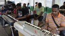 """Fête de la musique au Robert : Récital de l'école de musique """"Accord Parfait"""" - samedi 21 juin 2014"""