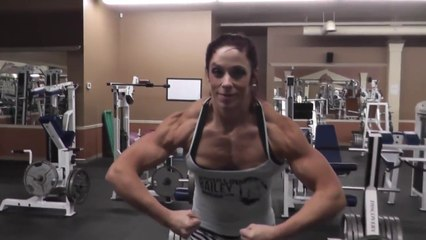 Chrysa Lewis at 8 weeks out