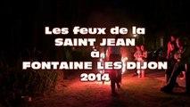 FEUX DE LA ST JEAN FONTAINE LES DIJON