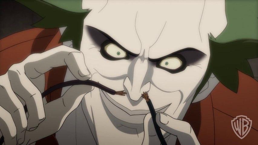 Batman: Assault on Arkham - Extrait 'Joker Prison' [VO|HD080p]