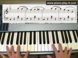 The Entertainer Piano Tutorial Scott Joplin