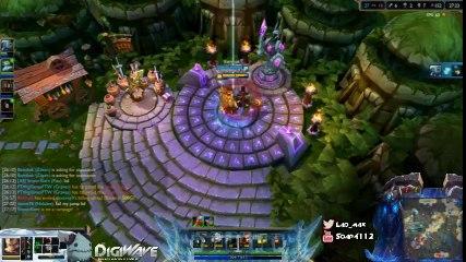 Rediff du 22/06 | Gillimes sur League Of Legends : Graves, joué 2 fois dans ma vie
