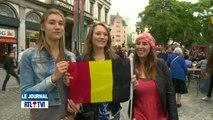 Le drapeau belge à l'envers depuis 183 ans