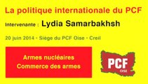 3-Armes nucléaires et commerce des armes-Lydia Samarbakhsh