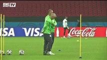Football / Les Fennecs attendent leur première victoire en Coupe du monde - 22/06