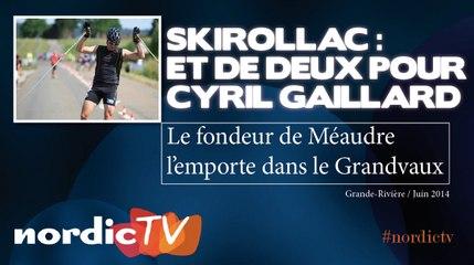 Skirollac : et de deux pour Cyril Gaillard