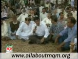 Deligetion of PFUJ & Arts Council of Pakistan Vist MQM Sit-in Numaish to Solidarity with Mr.Altaf Hussain