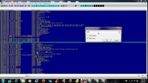 How To Crack A Program Using Hiew32 And W32DSM - video