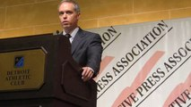 "Bank of America annual ""Car Wars"" Report at the APA: Recall Effect on General Motors Sales. Bob Giles NewCarNews.TV Video"