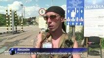 Malgré la trêve, les Ukrainiens de l'est fuient en Russie