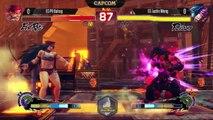 USFIV  EG PR Balrog vs EG Justin Wong - Capcom Pro Tour E3 Invitational