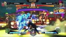USFIV  EG PR Balrog vs Jayce the Ace - Capcom Pro Tour E3 Invitational