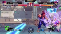 USFIV  Jayce the Ace vs Infiltration - Capcom Pro Tour E3 Invitational