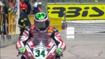 Sykes scoops third double-win in Misano