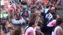 VARNEWS.FR sur le Cours Bouge de Salernes Spectacle M'CI DANSE Dimanche 22 Juin 2014 organisé par VERA VAGH adjointe à la culture en présence de VIRGINIE LANZA adjointe aux associations  de la Mairie de Salernes Dracénie Var
