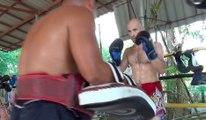 Sur la route des Arts Martiaux - Épisode # 3 Paco RIGAUDIÈRE REAL - Muay Thaï - Camp Charn Chai de Pai