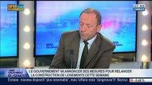 """Logement: """"Il y a urgence à rétablir un meilleur équilibre entre les locataires et les propriétaires"""", François Davy dans GMB – 23/06"""