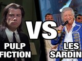 Pulp Fiction VS Les Sardines (Patrick Sébastien) - WTM