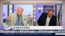 Olivier Delamarche VS Olivier Anger: La baisse des marchés financiers européens, dans Intégrale Placement – 23/06 1/2
