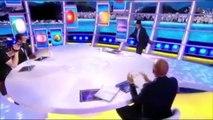 Mondial 2014: SmaÏl Bouadbdellah danse sur le plateau de beIN Sports après la victoire de l'Algérie