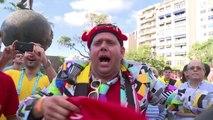 Belgas: vitória sobre Rússia foi 'sorte'
