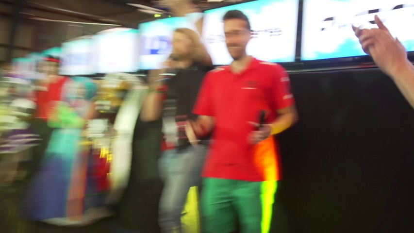 Happy Birthday Ocelote - Lyon e-Sport #7 LDLC (1080p) v2