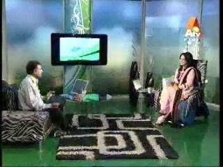 Dr Tariq Khan ATV Inteview 08