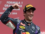 Classements du Grand Prix F1 du Canada 2014 - Infographie