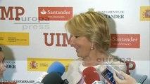 Aguirre ve razonable aforamiento Don Juan Carlos