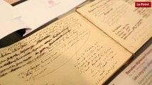 Les incroyables trésors de l'Histoire : le carnet intime de Honoré de Balzac.