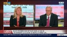 Jacques Ashenbroich, administrateur et directeur général de Valeo, dans Le Grand Journal - 23/06 1/4