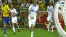 Zinédine Zidane vs Brésil - 2006
