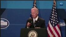 Biden recalls raising sons after wife's tragic death
