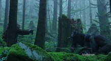 """Dawn of the Planet of the Apes - Extrait 'Apes Story"""" [VO