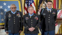 Obama To Award Medal Of Honor To U.S. Ex-paratrooper Pitts