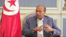 FACE A NOUS - Moncef Marzouki - Tunisie - partie 1