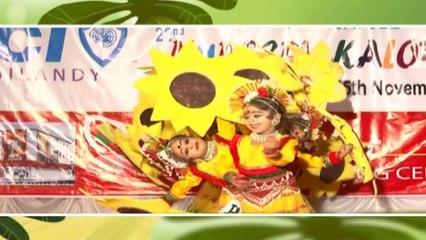 Aariro - Kids Group Dance - Nursury Kalolsavam
