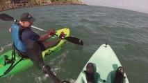 Rando et Pêche au Cap Gris Nez le 22-06-2014