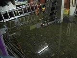 Toulouse: de violents orages accompagnés de pluie et de grêle ont causé des inondations - 24/06