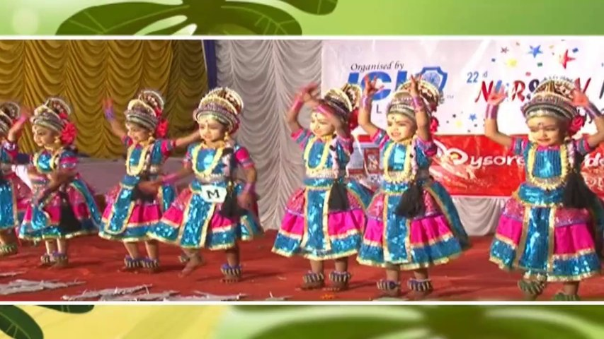 Sneham - Group Dance of Kids - Nursury Kalolsavam