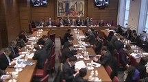 Audition de M. Nicolas Dufourcq, dans la perspective de sa nomination aux fonctions de Dg de la Banque publique d'investissement - Mercredi 23 Janvier 2013