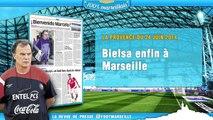 Bielsa enfin à Marseille, Batshuayi arrive... La revue de presse Foot Marseille !