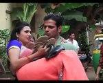 Yeh Hai Mohabbatein Raman lifts Ishita in his arms
