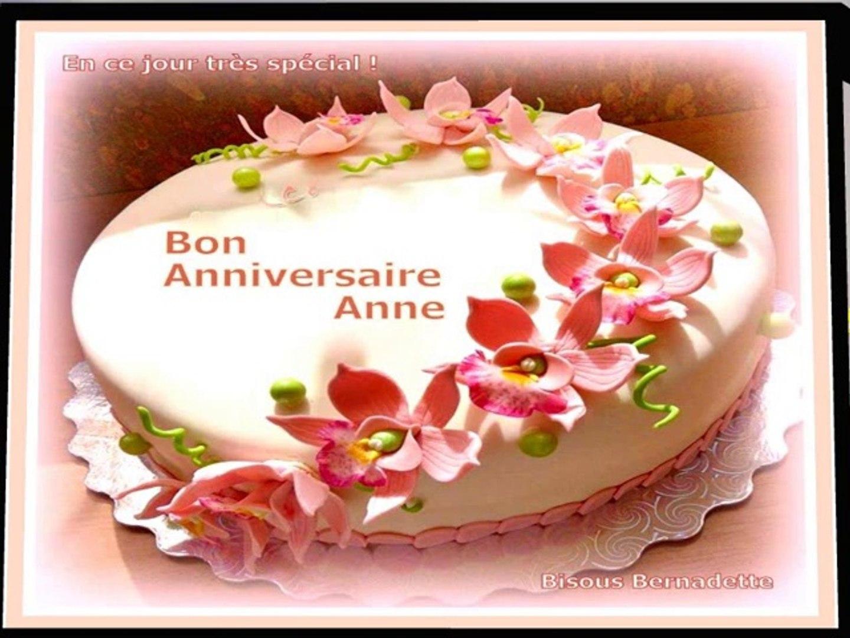 Bon Anniversaire Anne Annemeraude